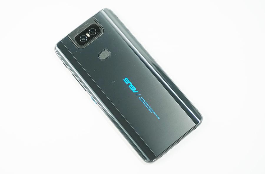 ZenFone6背面保護フィルム